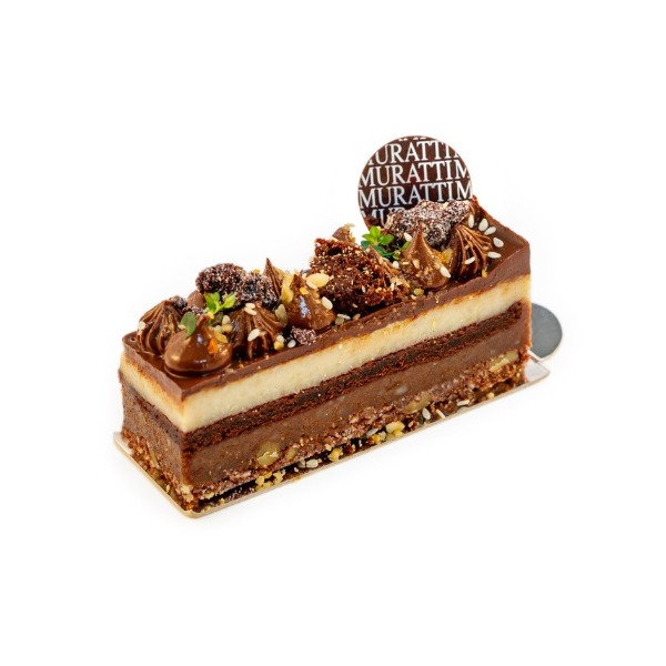 Chocolate & Coconut Gateaux